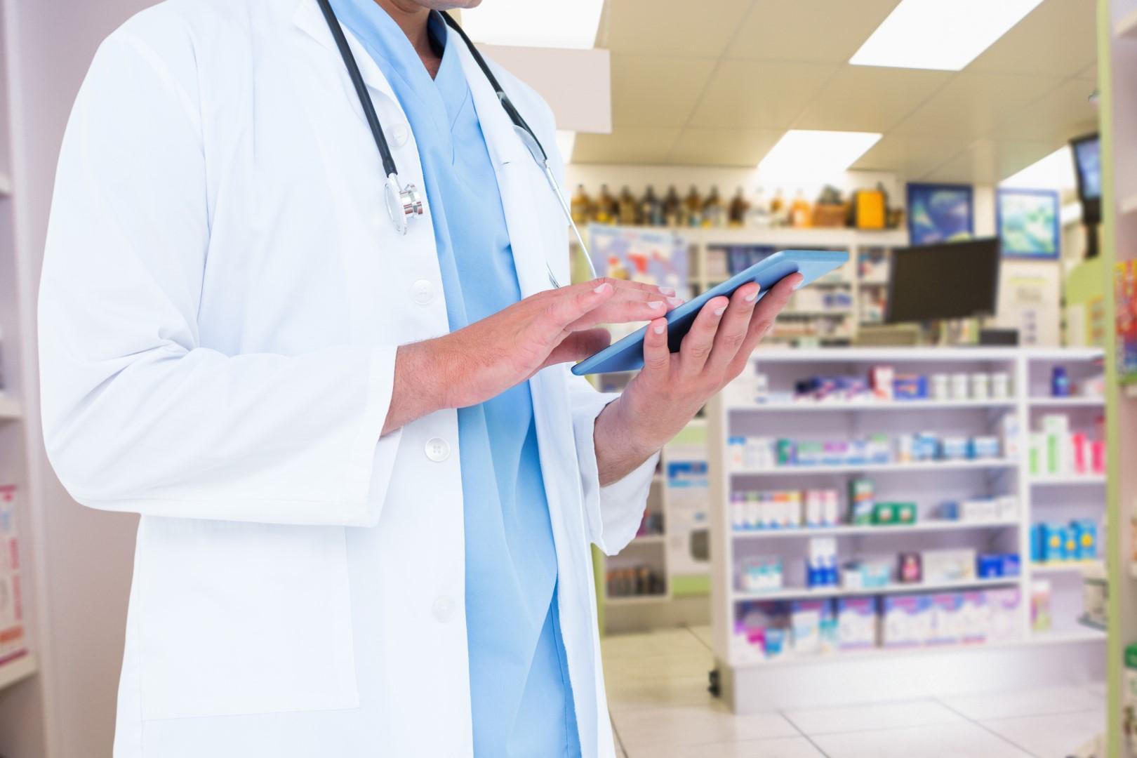 M. R. Pharmaceuticals